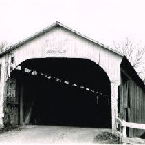 Image of Yankee Street Covered Bridge - Sep 29 1929