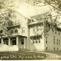 Image of Sigma Chi House O.W.U. Delaware, Ohio