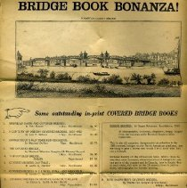 Image of Catalog for books about bridges