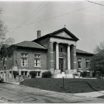 Image of Carnegie Library - 1972