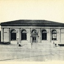 Image of (Old) Delaware Post Office - 1937