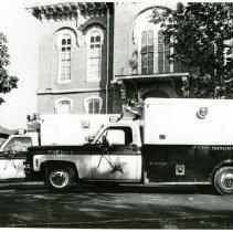 Image of Emergency Squad Vehicles - 1976