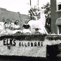 Image of Delaware Parade Float -