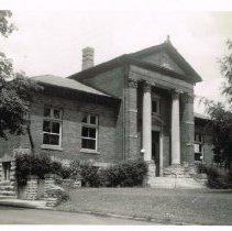 Image of Delaware, Ohio, Carnegie Library -