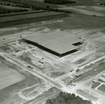 Image of American Can Company plant construction