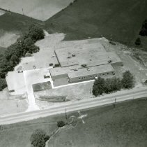 Image of Delo Screw Products plant aerial view - 21 Jun 1969
