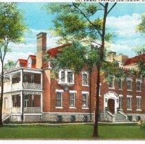 Image of Delaware Springs Sanitarium - August 20-25, 1926