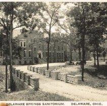 Image of Delaware Springs Sanitarium -