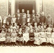 Image of 1904 Class Photo - North School                                                                                                                                                                                                                                       - 1904