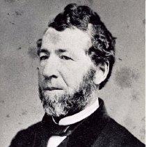 Image of Abram Thompson - Delaware Gazette publisher -