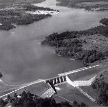 Image of Delaware State Park Lake Reservoir Dam - 25 Jun 1979