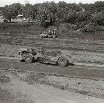 Image of Delaware Expressway Construction - 3 June 1965