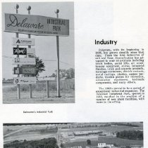 Image of Welcome to Delaware, Ohio - 1970