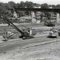 Image of Delaware Expressway Construction - 3 Jun 1965