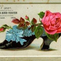 Image of C.F. Graff Trade Card