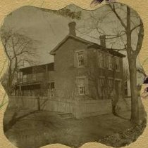 Image of 19 N Liberty St Wachter House -