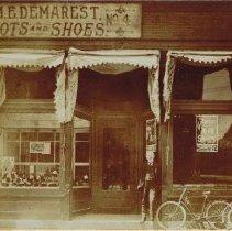 Image of M.E. Demarest Boots & Shoes - N. Sandusky Street