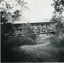 Image of Yankee Street Covered Bridge -
