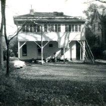 Image of 241 North Sandusky Street rear view - 1960