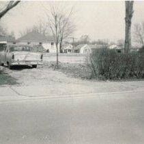 Image of 170 West Heffner Street, former house lot - 1956
