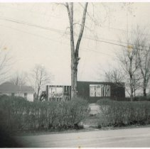Image of 170 West Heffner Street vacant lot - 1956