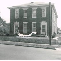 Image of 162-164 East Central Avenue building - 1955