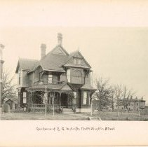 Image of Residence built in 1886 on 260 North Franklin Street - Delaware