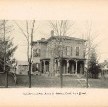 Image of Residence built in 1860 on 399 North Sandusky Street - Delaware