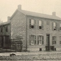 Image of Rutherford B Hayes birthplace
