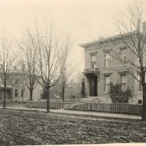 Image of Homes of H J McCullough and J H Grove on W Winter Street - Delaware