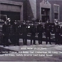Image of 1944 Delaware Fire Department - 1944