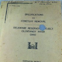 Image of Specifications for Cemetary Removal