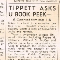 Image of Tippett article contd.