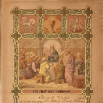 Image of 1878 Holy Communion Edward Welch -