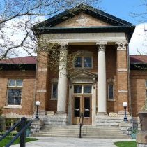 Image of Carnegie library