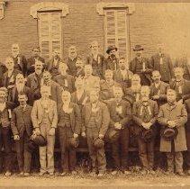Image of 66th Ohio Veteran Volunteer Infantry Reunion -