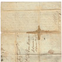 Image of Van Deman July 8 1849 letter to Henry & Sarah, 4 of 4