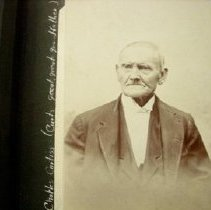 Image of Charles Curtiss, son of Marcus Curtiss