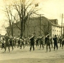 "Image of ""SATC"" Student Army Training Corps Band - Delaware  -"