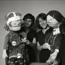 "Image of ""Kids on the Block"" puppet show - 19 Oct 1984"