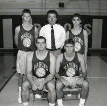 Image of 1992-1993 Buckeye Valley boys basketball team - 1993