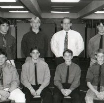 Image of 1992-1993 Buckeye Valley wrestling team - 1993