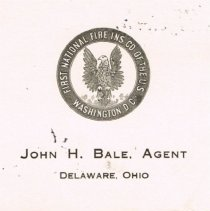 Image of Logo for John H Bale Agent
