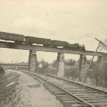 "Image of The  ""Jerk"" on the ""High Bridge"""