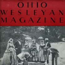 Image of Ohio Wesleyan Magazine 1941