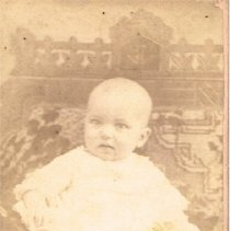Image of Unidentified infant