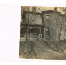 Image of House N Franklin St where Ed was born