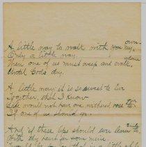Image of Poem