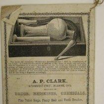 Image of Almanac, Back
