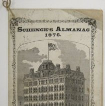 Image of Almanac, Front